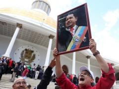 Portrait of Chavez